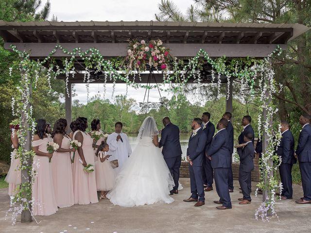 Marlon and Demetria's Wedding in Cataula, Georgia 32