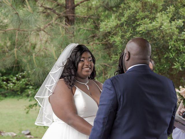 Marlon and Demetria's Wedding in Cataula, Georgia 33