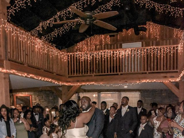 Marlon and Demetria's Wedding in Cataula, Georgia 36