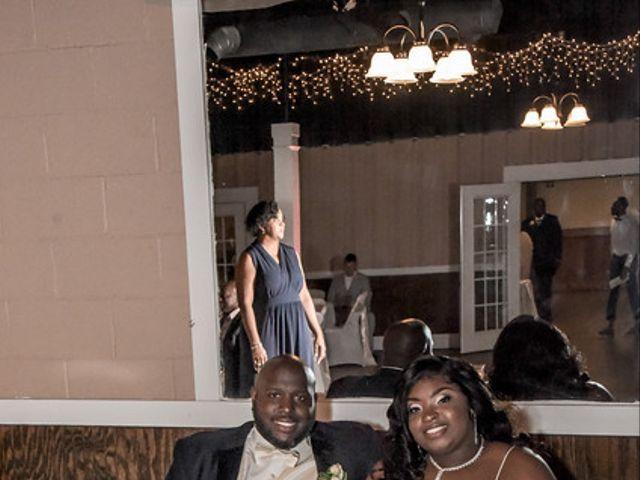 Marlon and Demetria's Wedding in Cataula, Georgia 37