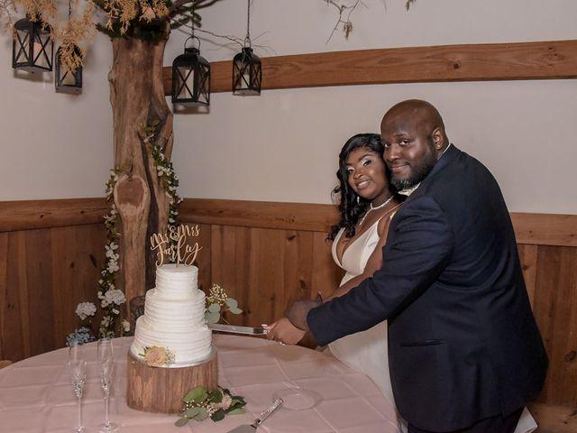 Marlon and Demetria's Wedding in Cataula, Georgia 39