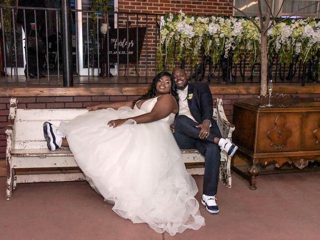 Marlon and Demetria's Wedding in Cataula, Georgia 40