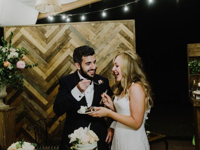 The wedding of Julia and Namo