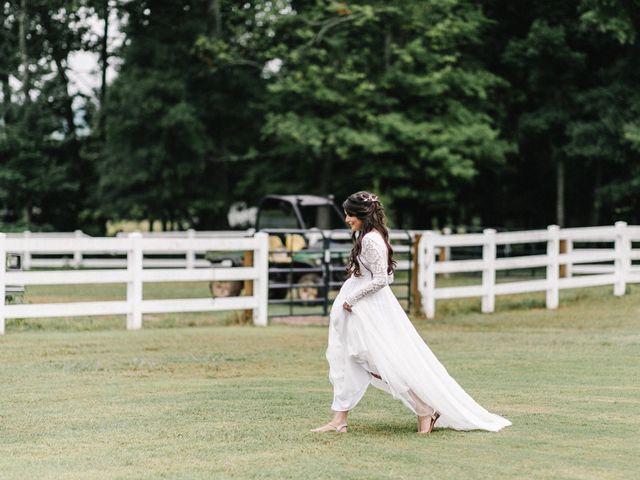 Skylar and Michelle's Wedding in Huntsville, Alabama 7