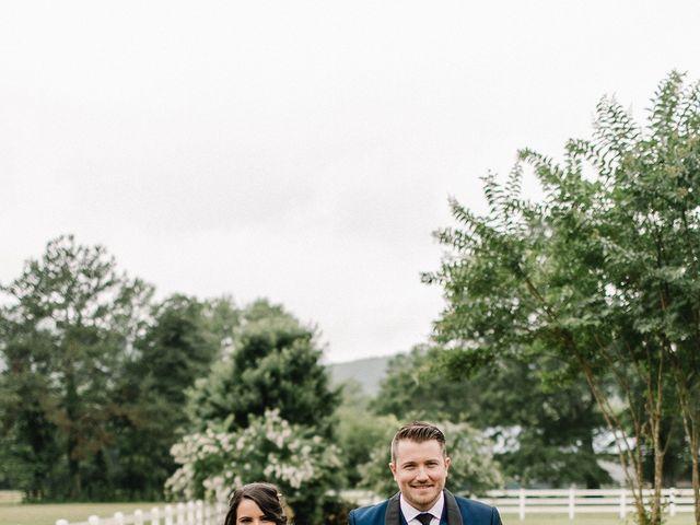 Skylar and Michelle's Wedding in Huntsville, Alabama 1
