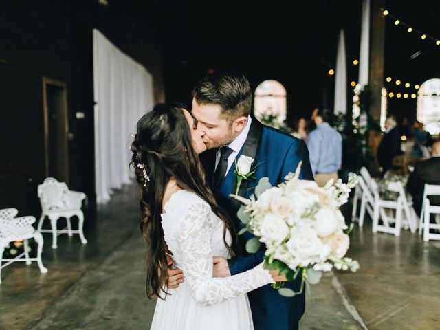 Skylar and Michelle's Wedding in Huntsville, Alabama 13