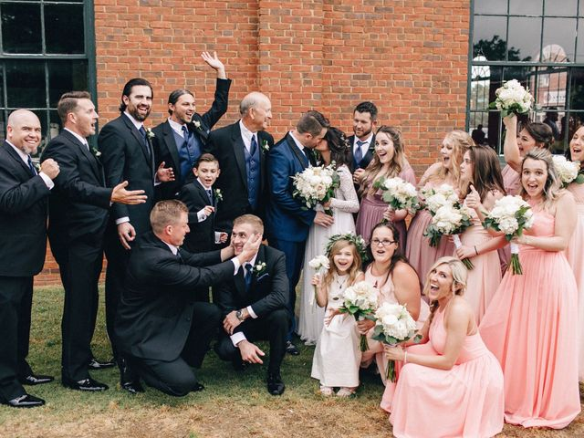 Skylar and Michelle's Wedding in Huntsville, Alabama 14