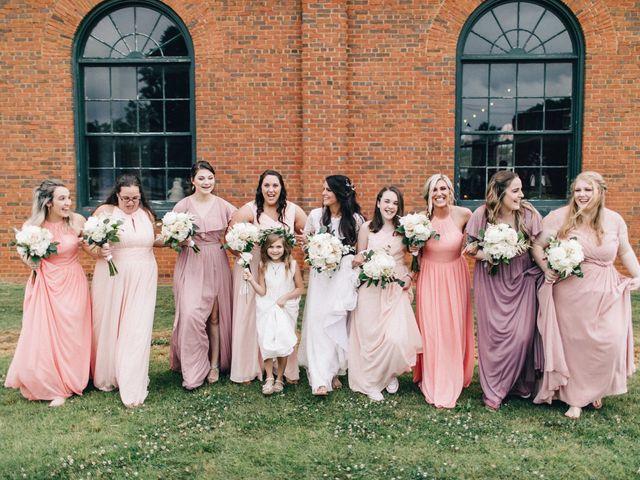 Skylar and Michelle's Wedding in Huntsville, Alabama 15