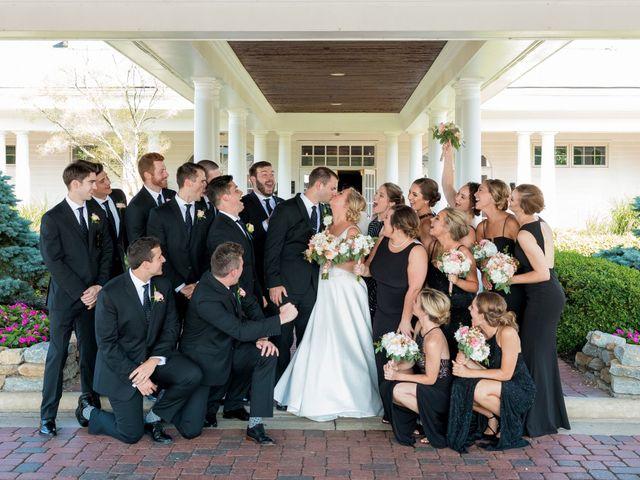Brian and Carrie's Wedding in Cincinnati, Ohio 6