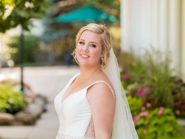 Brian and Carrie's Wedding in Cincinnati, Ohio 7