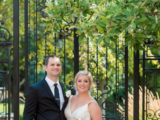 Brian and Carrie's Wedding in Cincinnati, Ohio 10
