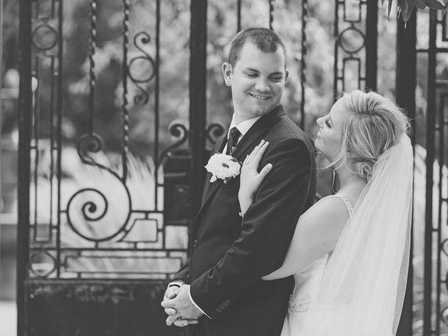 Brian and Carrie's Wedding in Cincinnati, Ohio 11