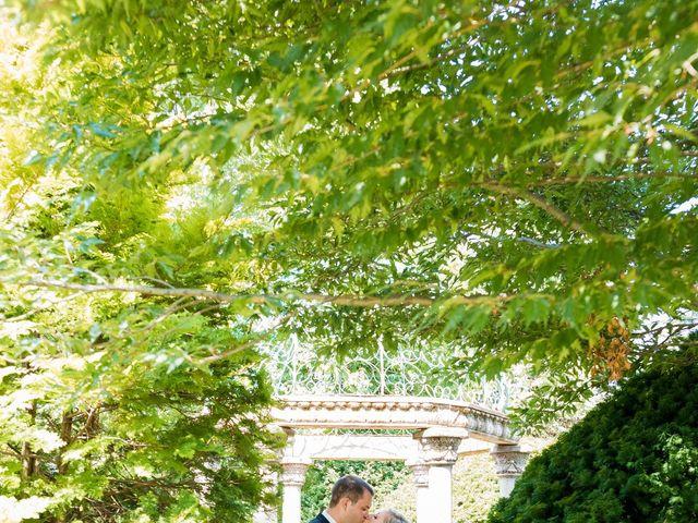Brian and Carrie's Wedding in Cincinnati, Ohio 12
