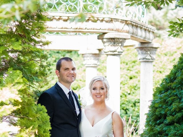Brian and Carrie's Wedding in Cincinnati, Ohio 13