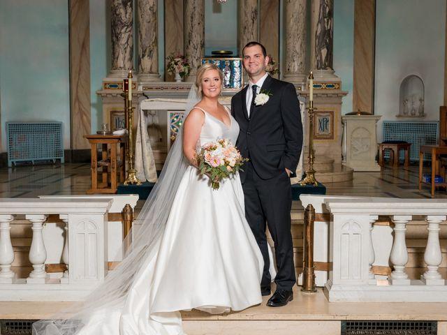 Brian and Carrie's Wedding in Cincinnati, Ohio 18