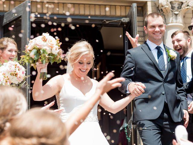Brian and Carrie's Wedding in Cincinnati, Ohio 19