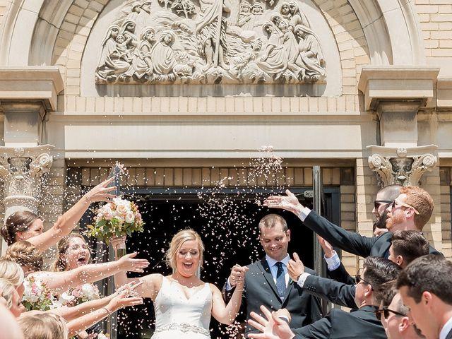 Brian and Carrie's Wedding in Cincinnati, Ohio 20