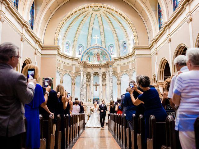 Brian and Carrie's Wedding in Cincinnati, Ohio 21