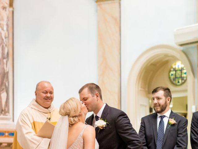 Brian and Carrie's Wedding in Cincinnati, Ohio 22