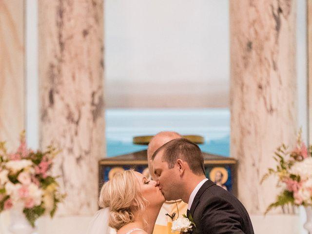 Brian and Carrie's Wedding in Cincinnati, Ohio 23