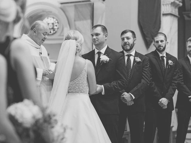 Brian and Carrie's Wedding in Cincinnati, Ohio 24