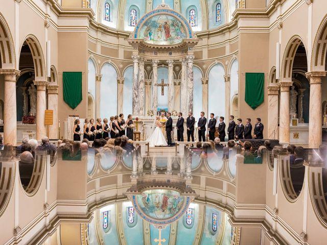 Brian and Carrie's Wedding in Cincinnati, Ohio 25