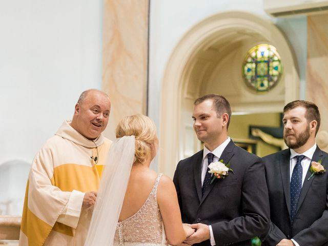 Brian and Carrie's Wedding in Cincinnati, Ohio 26