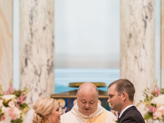 Brian and Carrie's Wedding in Cincinnati, Ohio 27