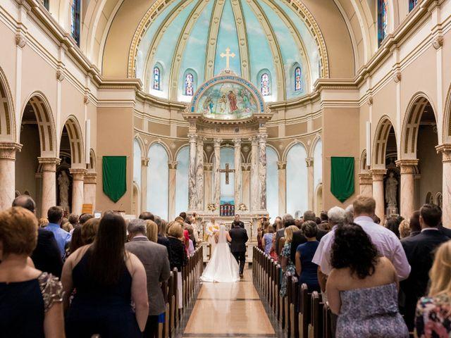 Brian and Carrie's Wedding in Cincinnati, Ohio 28