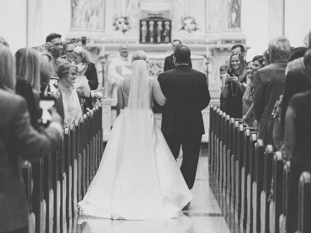 Brian and Carrie's Wedding in Cincinnati, Ohio 30