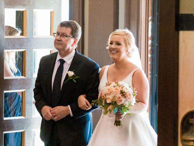 Brian and Carrie's Wedding in Cincinnati, Ohio 31