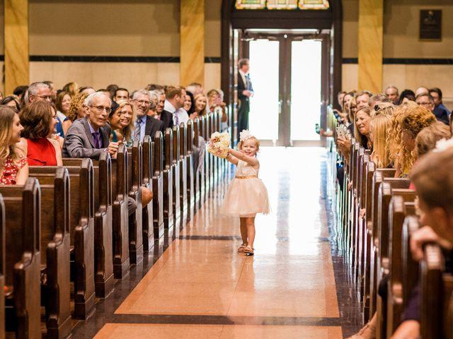 Brian and Carrie's Wedding in Cincinnati, Ohio 33