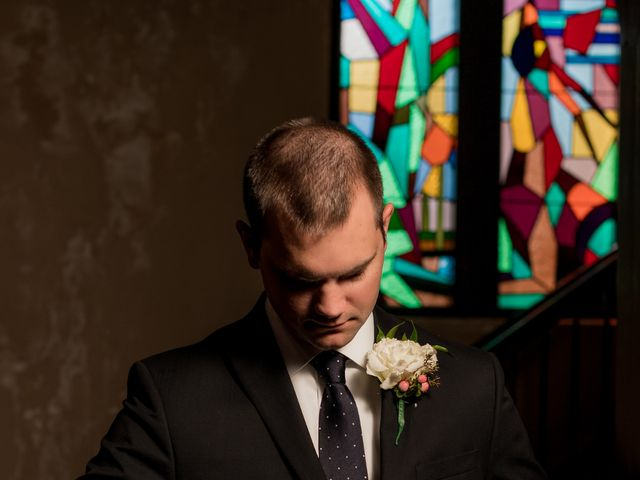 Brian and Carrie's Wedding in Cincinnati, Ohio 38