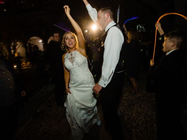 Justin and Courtney's Wedding in Austin, Texas 1