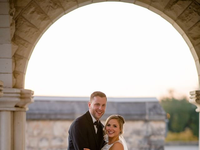 Justin and Courtney's Wedding in Austin, Texas 10