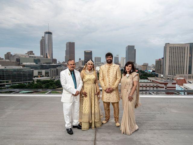 Victor and Shehreen's Wedding in Atlanta, Georgia 19