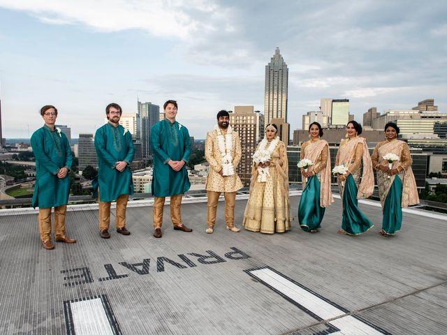 Victor and Shehreen's Wedding in Atlanta, Georgia 21