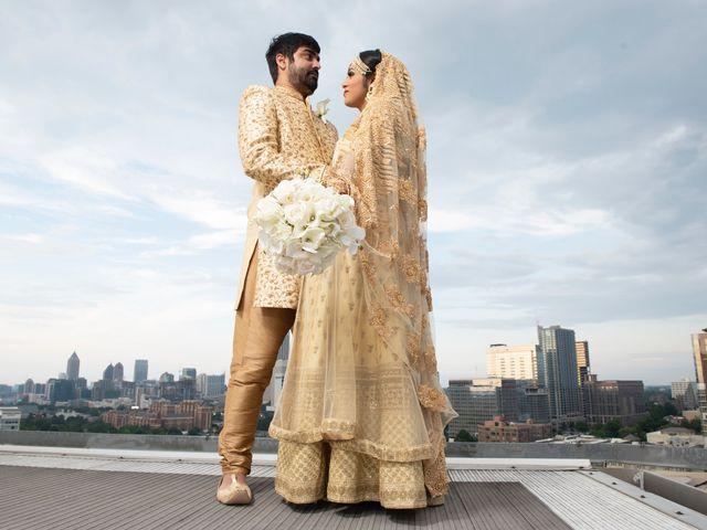 Victor and Shehreen's Wedding in Atlanta, Georgia 24