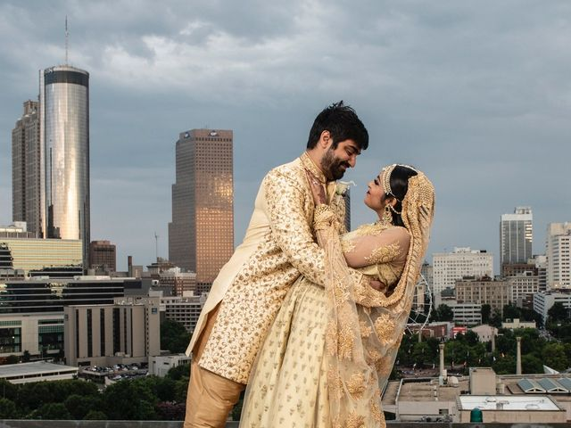 Victor and Shehreen's Wedding in Atlanta, Georgia 25
