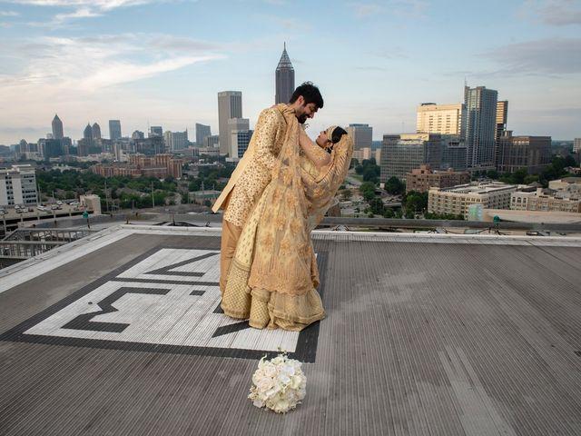 Victor and Shehreen's Wedding in Atlanta, Georgia 28
