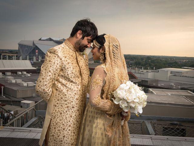 Victor and Shehreen's Wedding in Atlanta, Georgia 29