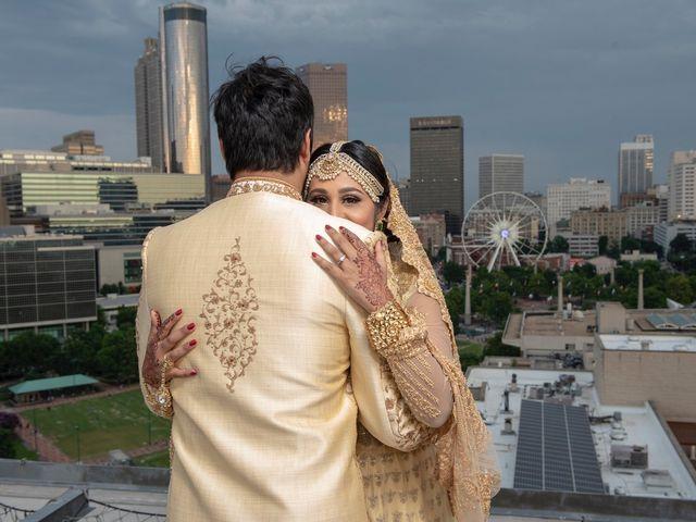 Victor and Shehreen's Wedding in Atlanta, Georgia 32