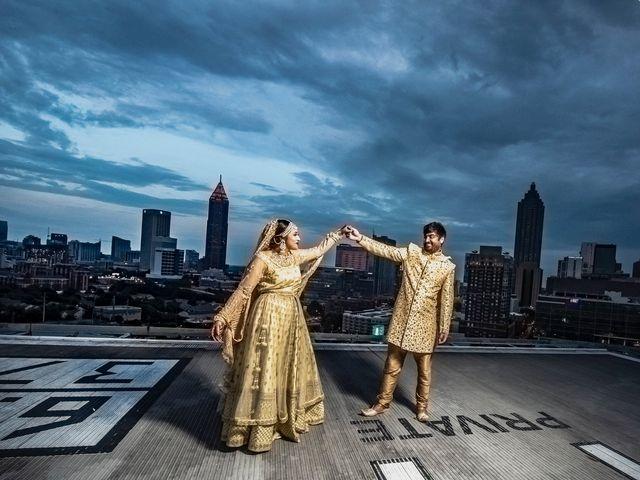 Victor and Shehreen's Wedding in Atlanta, Georgia 34