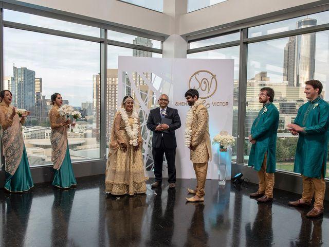 Victor and Shehreen's Wedding in Atlanta, Georgia 42