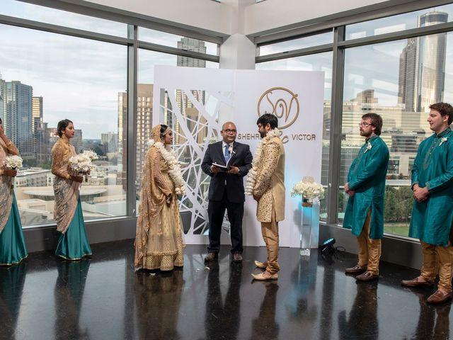 Victor and Shehreen's Wedding in Atlanta, Georgia 43
