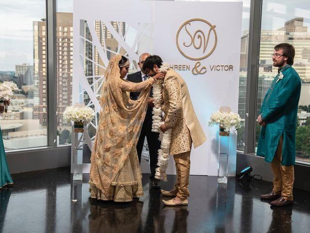 Victor and Shehreen's Wedding in Atlanta, Georgia 47