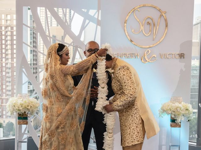 Victor and Shehreen's Wedding in Atlanta, Georgia 48