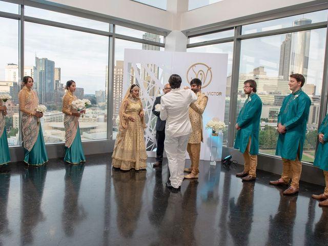 Victor and Shehreen's Wedding in Atlanta, Georgia 50