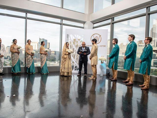Victor and Shehreen's Wedding in Atlanta, Georgia 54