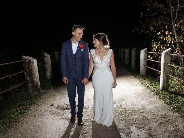 Jordan and Mariah's Wedding in Lomira, Wisconsin 3